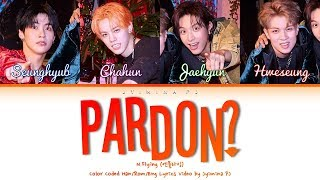 N.Flying - Pardon?