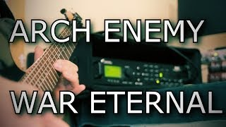 Arch Enemy - War Eternal [ Instrumental ] #WarEternalBloodstorm