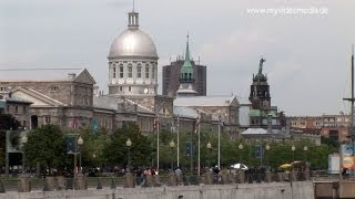 Montreal, Downtown and Vieux-Montreal - Canada High Quality Mp3 Travel Channel