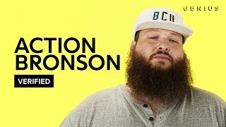 """Action Bronson """"The Chairman's Intent"""" Official Lyrics & Meaning 