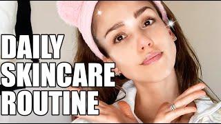 My Daily Skincare Routine :)  | Jessica Alba