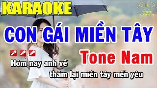 karaoke-con-gai-mien-tay-tone-nam-nhac-song-trong-hieu