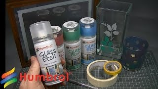 Humbrol - How To Use - Glass Etch