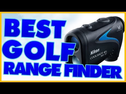 10 Best Golf Range Finder Reviews 2017