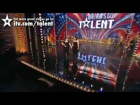 Britain's Got Talent 2010 Week 3 - Different Dreams (видео)