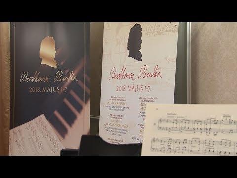 Beethoven Budán 2018 - kadenciaverseny eredményhirdetés - video preview image