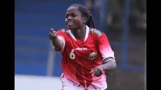 Mchezaji wa Harambee Starlets Sheryl Angachi ateuliwa kiungo bora katika Turkish Women\'s Cup