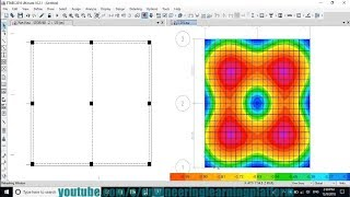 Design of waffle slab in etabs tutorial - PART 1 - Engineering