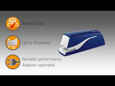 Leitz NeXXt  Electric Stapler 5532