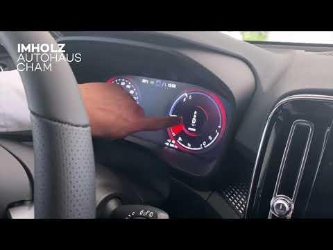 Erklärungsvideo Volvo Recharge - Start und Drive Modus - Wie starte ich den Volvo - Volvo Schweiz