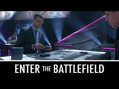 Enter the Battlefield: World Championship 2018
