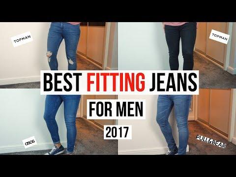 BEST FITTING SKINNY JEANS FOR MEN IN 2017 (Topman, Asos, Pull & Bear)