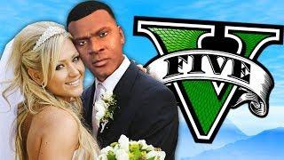 FRANKLIN SE CASA En GTA 5! Grand Theft Auto V - GTA V Mods