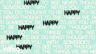 Musik-Video-Miniaturansicht zu Happy Songtext von Oh Wonder