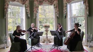 Moon River - Breakfast At Tiffanys (Andy Williams) Wedding String Quartet