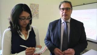 preview picture of video 'Maria Valentino di QuiCaserta intervista Antonio Carusone'