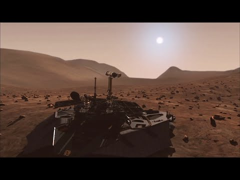 NASA's longest-running rover on Mars, Opportunity, is no more. Officials declared the 15-year-old rover Opportunity dead Wednesday, eight months after by a ferocious dust storm in June. (Feb. 13)