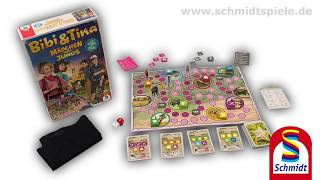 Bibi & Tina - MÄDCHEN GEGEN JUNGS │ Schmidt Spiele (Erklärvideo)