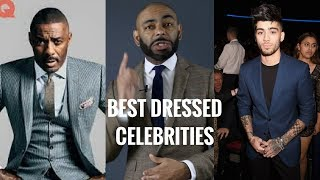 Top 10 Most Stylish Celebrities/ Top 10 Best Dressed Male Celebrities