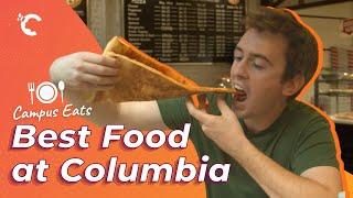 youtube video thumbnail - Campus Eats: Best Food at Columbia University