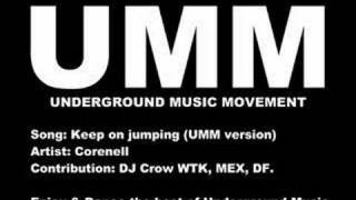 Keep on jumping - Todd Terry & Corenell - UMM, house music 90s