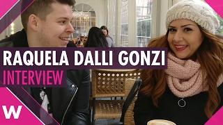 "Raquela Dalli Gonzi ""Ray of Light"" - Malta ESC 2017 (INTERVIEW)"