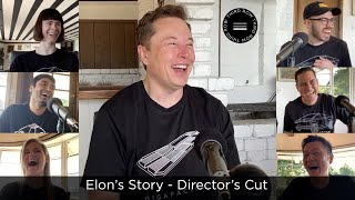 Third Row Tesla Podcast – Episode 7 - Elon Musk's Story - Director's Cut