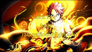 Jenix - Catch Fire (Nightcore)