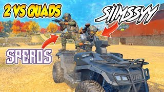 CoD BLACKOUT   Siimssyy and Speros VS. Quads