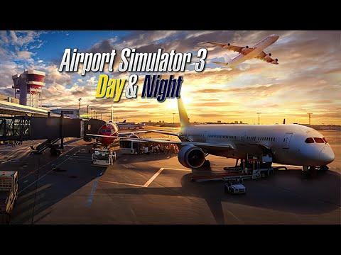 Gameplay de Airport Simulator 3: Day & Night