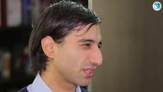 Интервью молодого азербайджанского писателя и фотографа Рустама Гусейнова