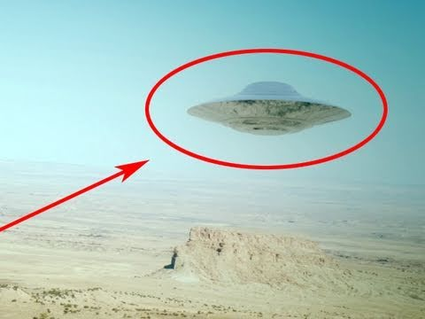 Real UFO Sighting!