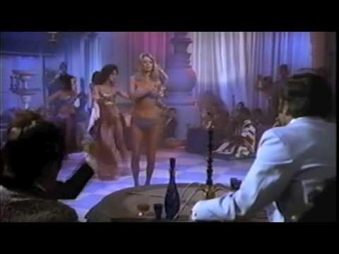 Blue Fez belly dance scene in
