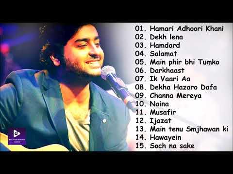 arijit singh best heart touching songs top 15 sad songs of a