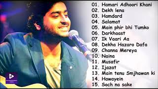 ARIJIT SINGH BEST HEART TOUCHING SONGS | TOP 15 SAD SONGS OF ARIJIT SINGH