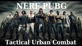 Nerf Themed Battle Royale / PUBG - Tactical Urban Combat
