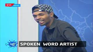 Spoken Word Artist | YOUTH CAFE