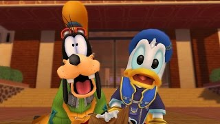 Trailer Disney Worlds Connect - KINGDOM HEARTS HD 2.5 ReMIX