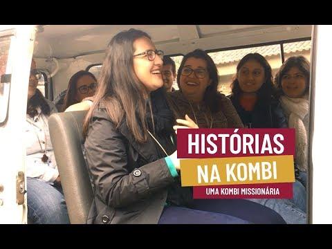 Histórias na Kombi: A kombi missionária // Se liga no Sinal
