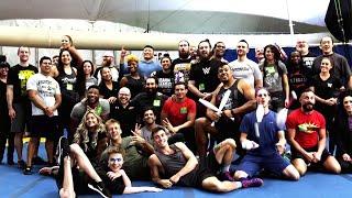 WWEPC And Cirque Du Soleil Talent Exchange