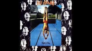 Def Leppard - Let It Go - HQ Audio
