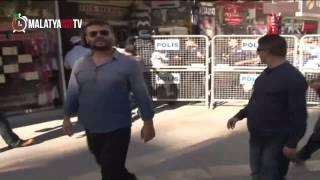 preview picture of video 'Malatya'da Kobane Gerilimi'