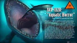SCP-1128 Aquatic Horror | Object Class Euclid | Cognitohazard / Infohazard