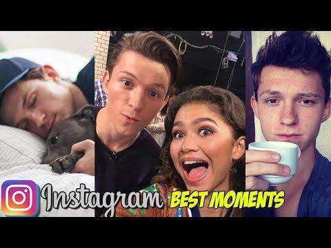 mp4 Instagram Tom Holland, download Instagram Tom Holland video klip Instagram Tom Holland