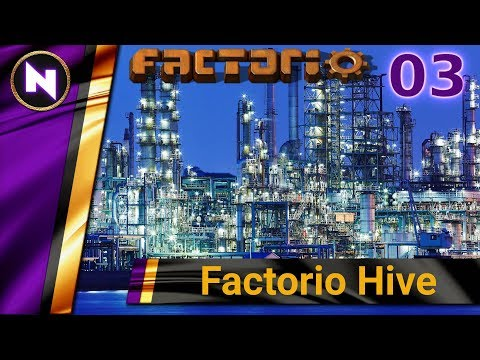 Factorio Hive #3 ELECTRICATION