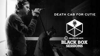 "Death Cab For Cutie - ""Black Sun""  +  ""No Room In Frame"" (Collective Arts Black Box Session)"