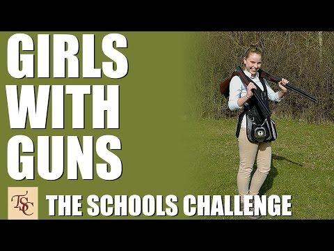 Schools Challenge TV – Girls With Guns