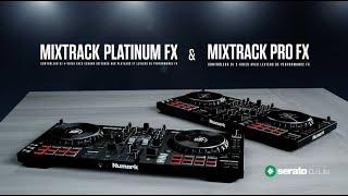 Numark Mixtrack Platinum FX - Video