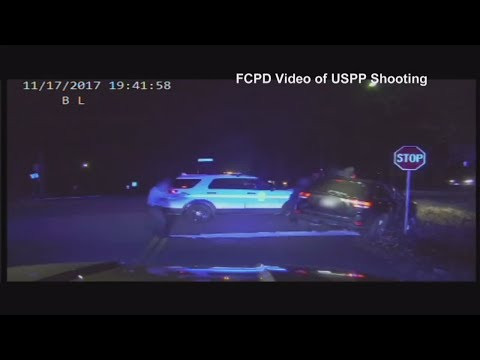 Video shows Bijan Ghaisar fatal shooting by US Park Police in Fairfax County, Virginia