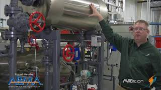 How does a Forced Circulation Boiler Work